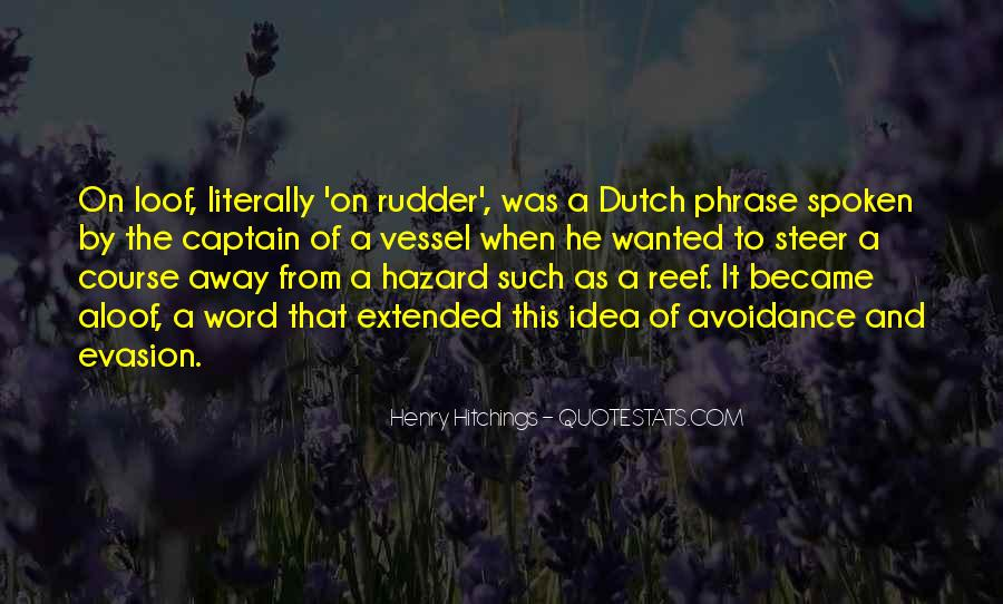 Quotes About The Dutch #357454