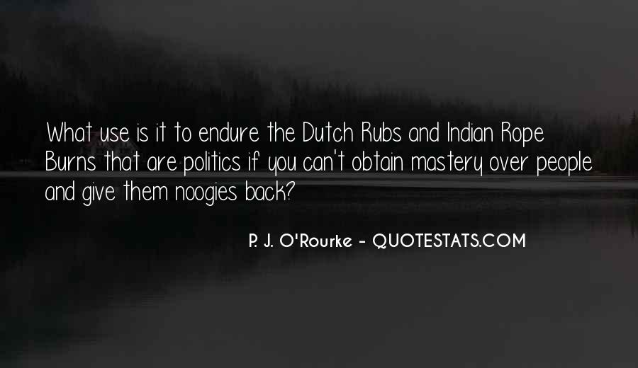 Quotes About The Dutch #677971