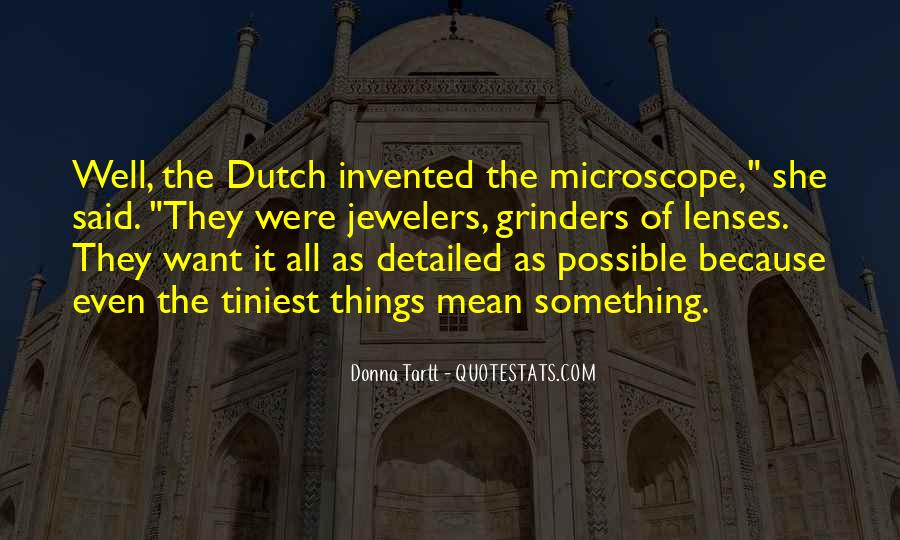 Quotes About The Dutch #691934