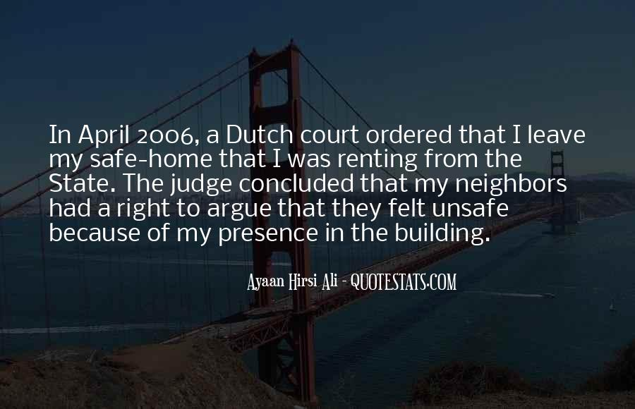 Quotes About The Dutch #998005