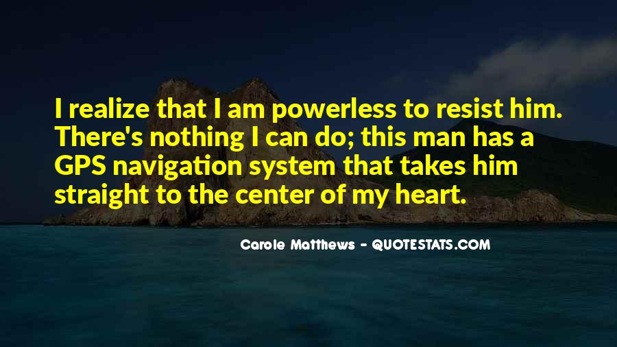 Gps Navigation Quotes #17490