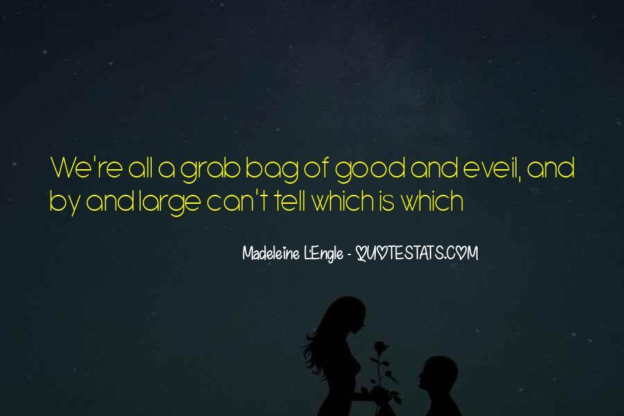 Grab Bag Quotes #859237