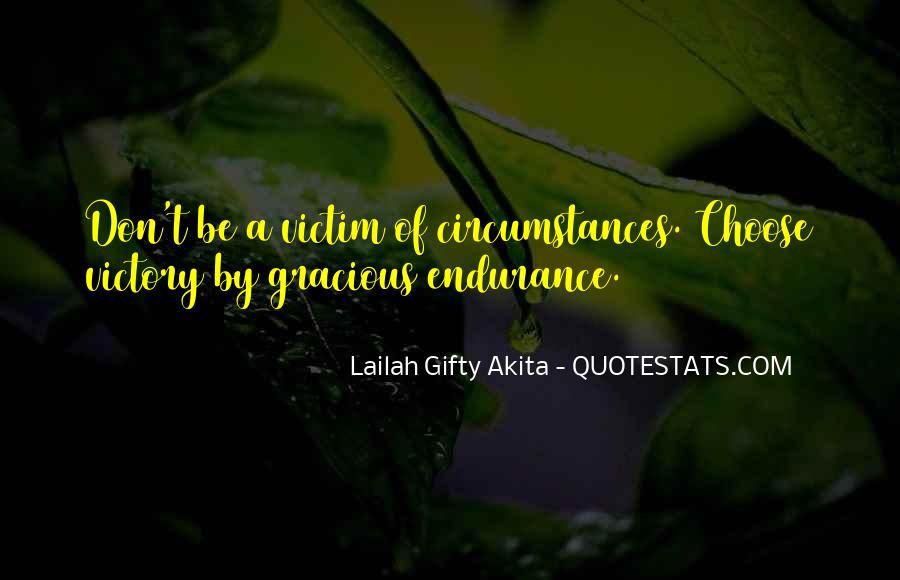Gracious Attitude Quotes #1337498