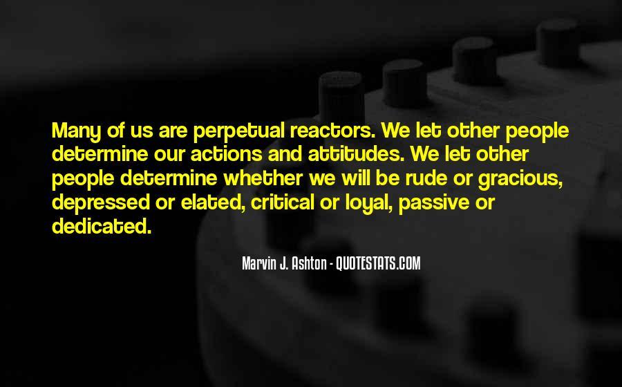 Gracious Attitude Quotes #586120