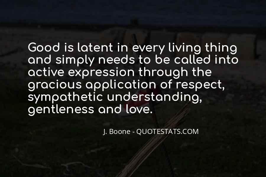 Gracious Attitude Quotes #730379