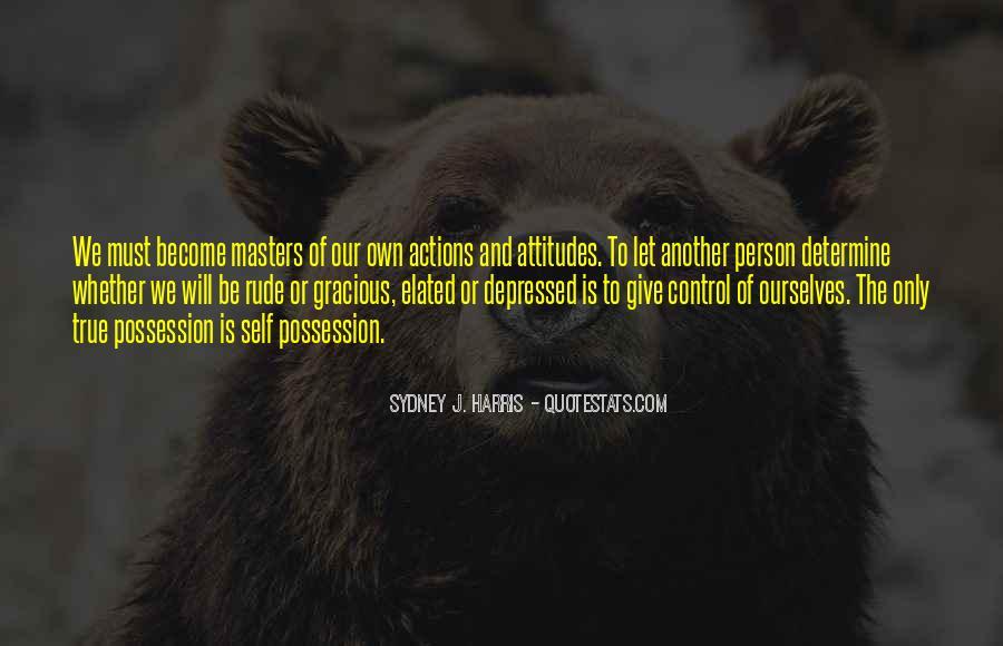 Gracious Attitude Quotes #903230