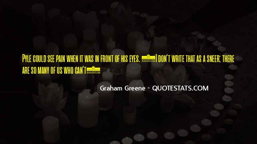 Graham Quotes #18745