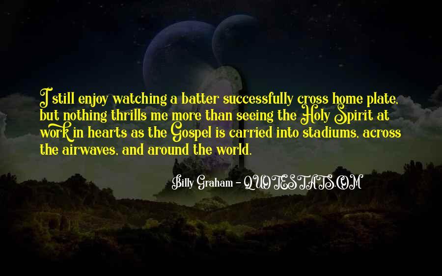 Graham Quotes #20295
