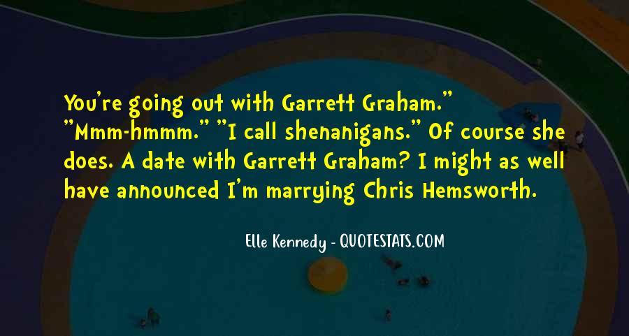 Graham Quotes #33825