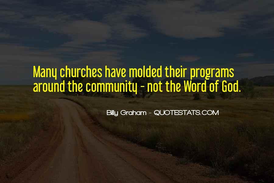 Graham Quotes #4805