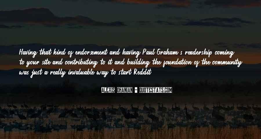 Graham Quotes #4878