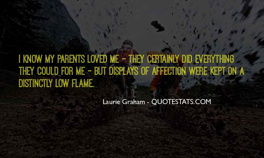 Graham Quotes #6917