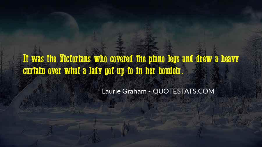 Graham Quotes #8721