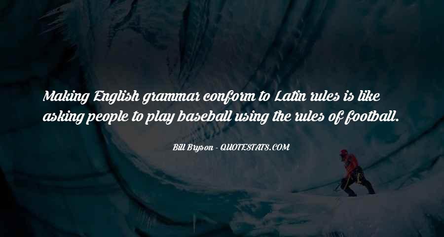 Grammar Using Quotes #129021