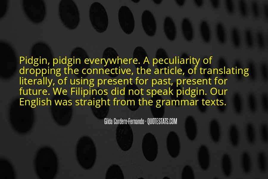 Grammar Using Quotes #1807958