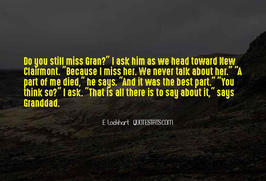 Gran Quotes #1133877