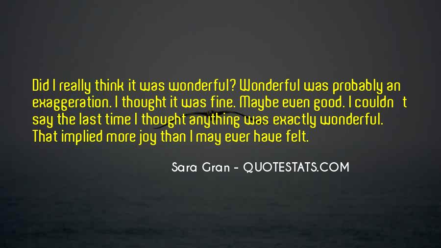 Gran Quotes #1245835