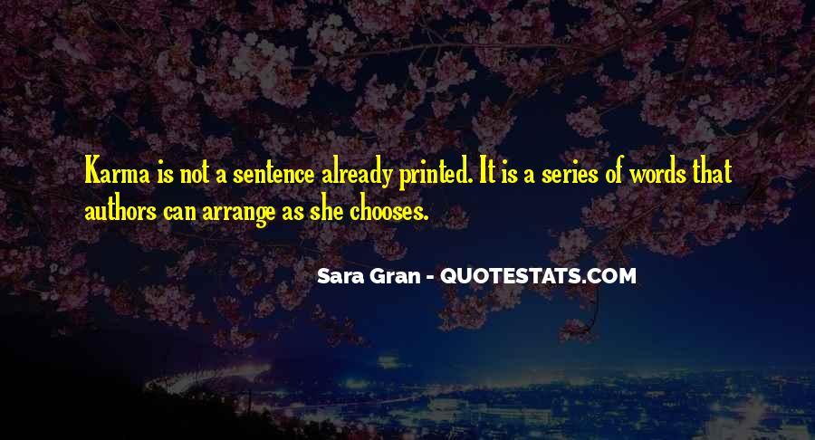 Gran Quotes #1618647