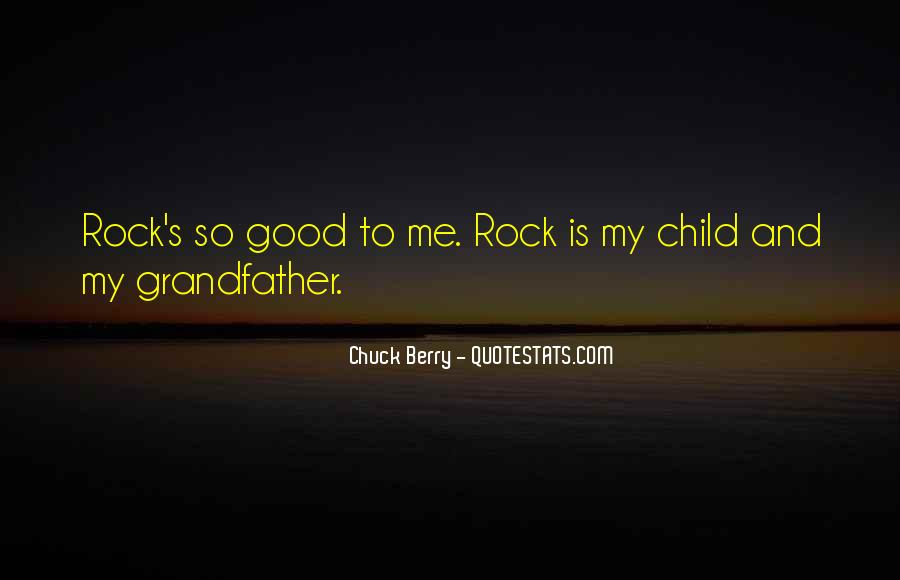 Grandfather And Child Quotes #113031