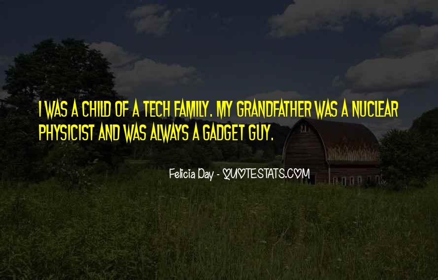Grandfather And Child Quotes #1392843
