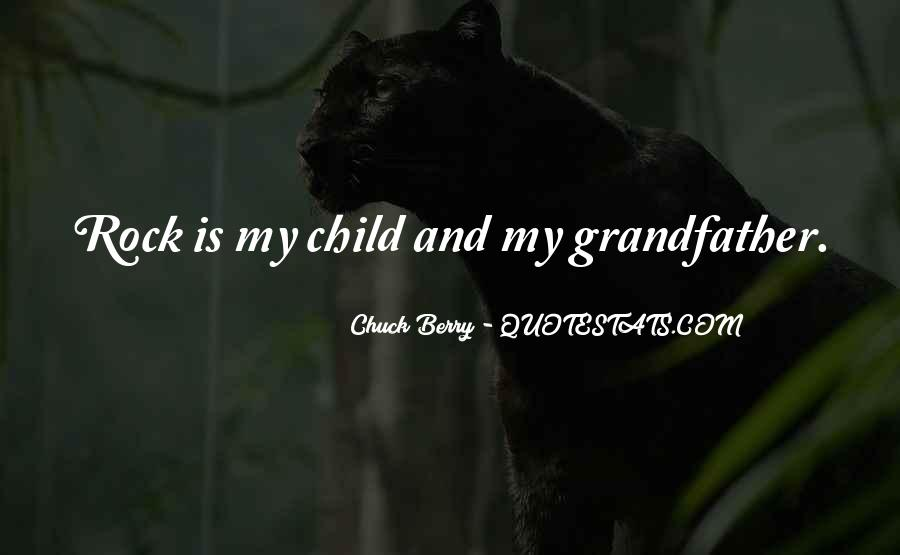 Grandfather And Child Quotes #1632286