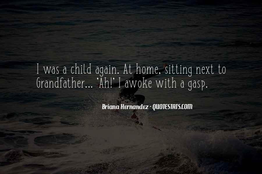Grandfather And Child Quotes #29260
