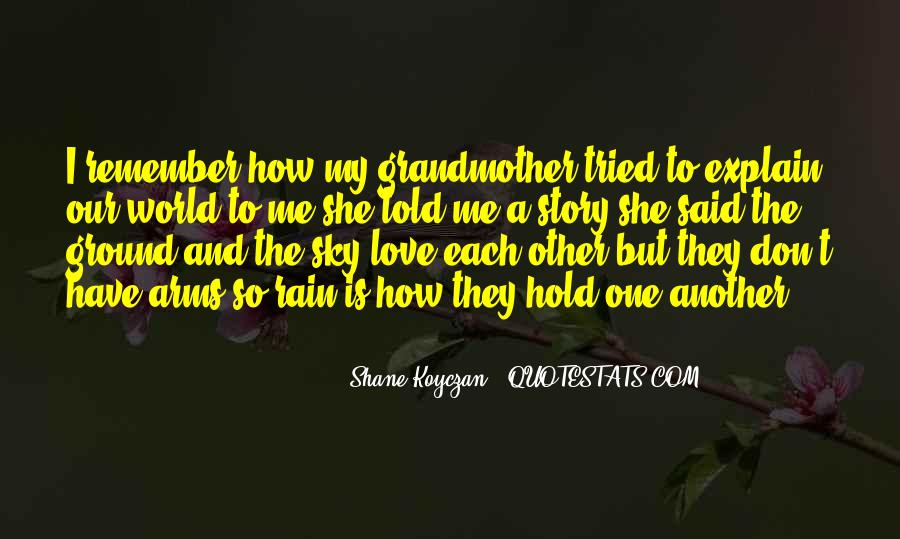 Grandmother Love Quotes #1395629