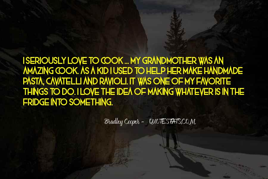Grandmother Love Quotes #1655839