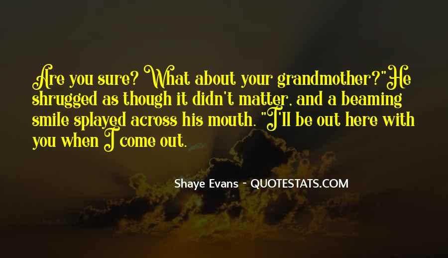Grandmother Love Quotes #1857559
