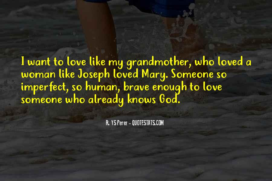 Grandmother Love Quotes #248515