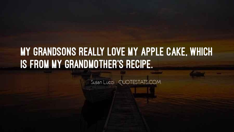 Grandmother Love Quotes #742746
