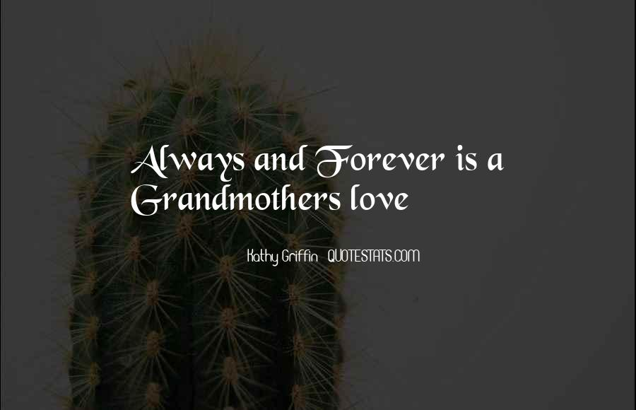 Grandmother Love Quotes #87942