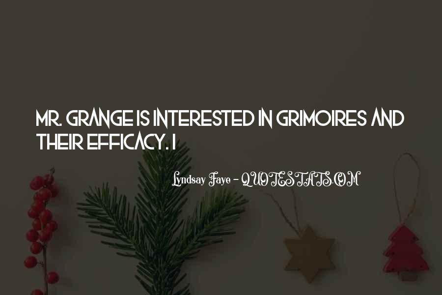 Grange Quotes #969410