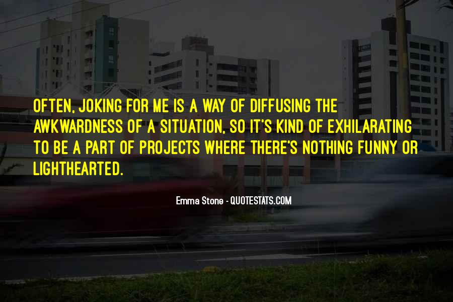 Quotes About Funny Projects #894865