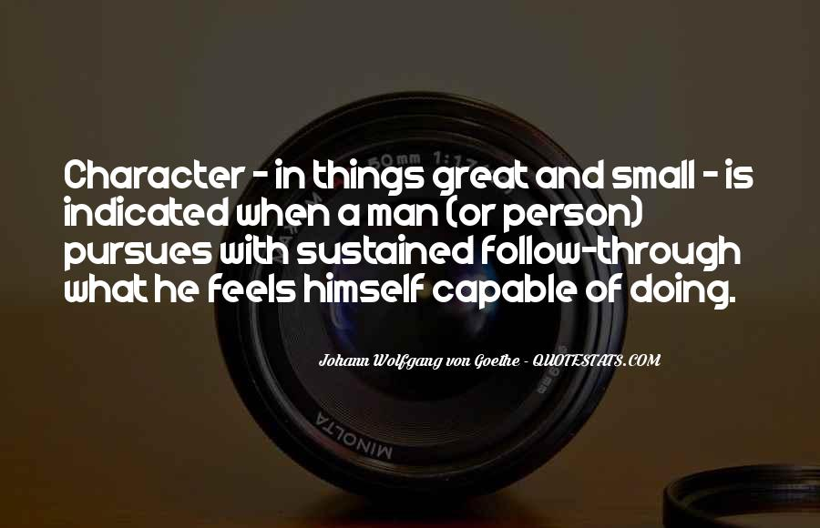 Great And Small Quotes #10400