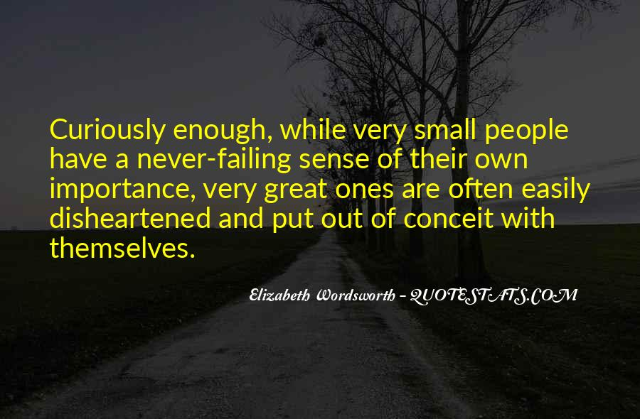 Great And Small Quotes #189299