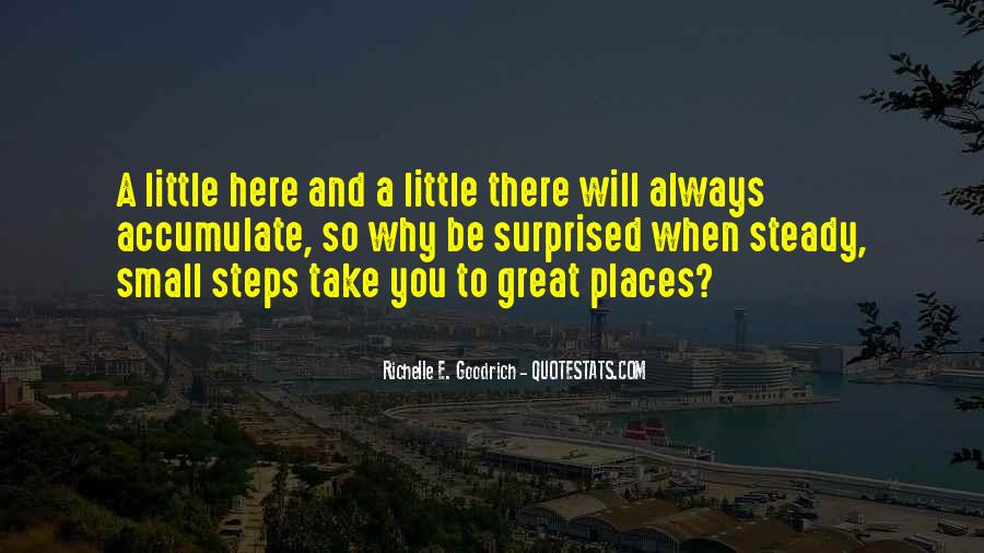 Great And Small Quotes #237387