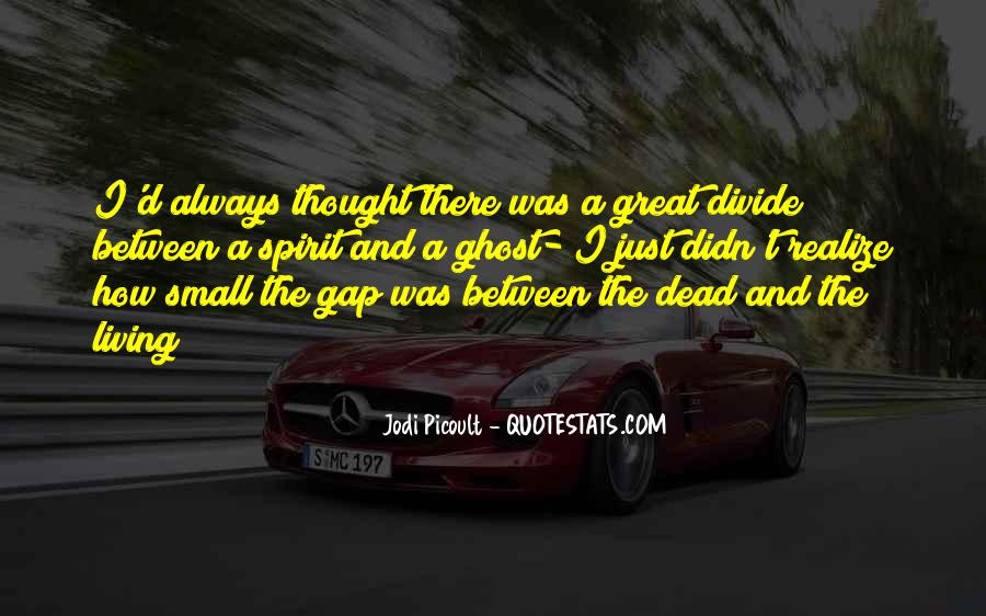 Great And Small Quotes #365249