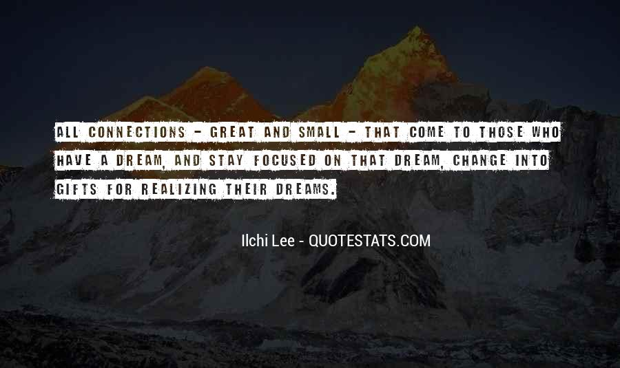 Great And Small Quotes #90936