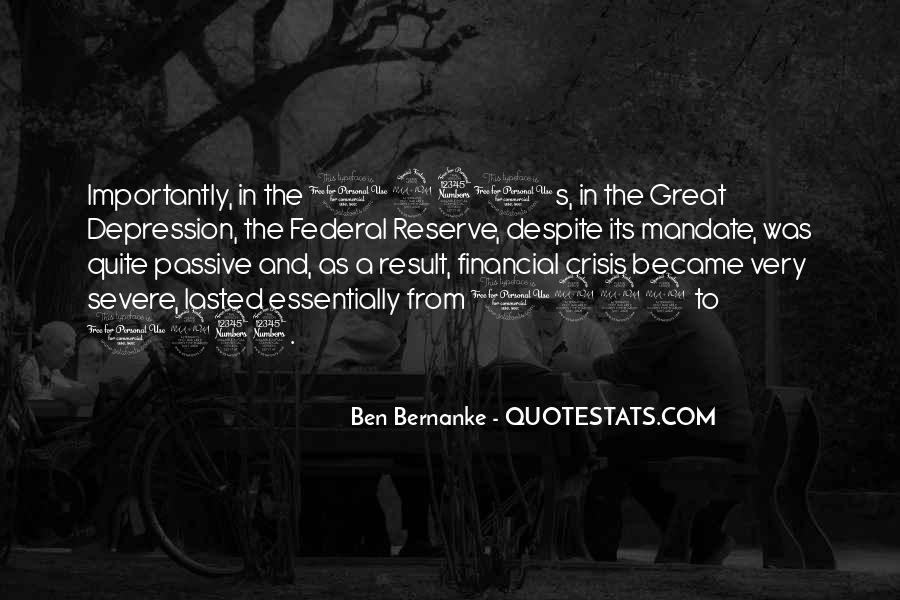 Great Depression 1929 Quotes #1675566