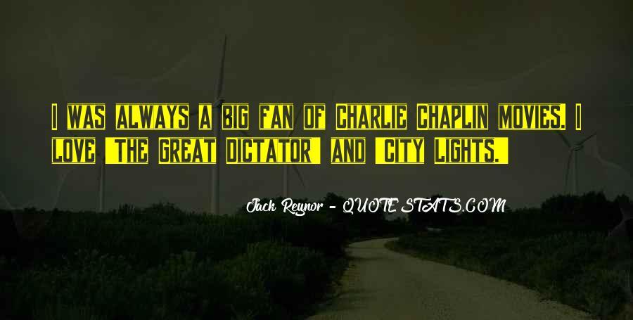 Great Dictator Quotes #839658