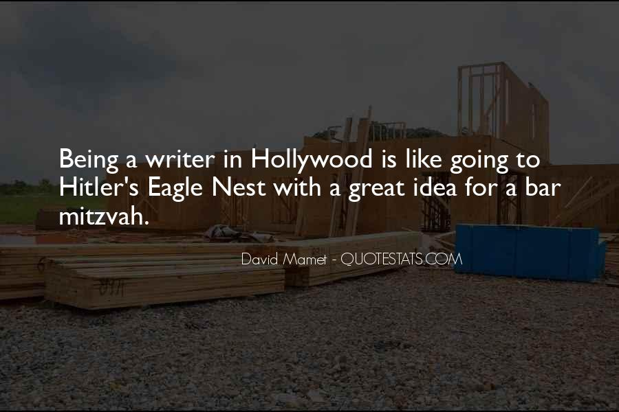 Great Eagles Quotes #123852
