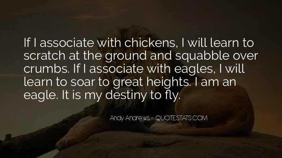 Great Eagles Quotes #1398898