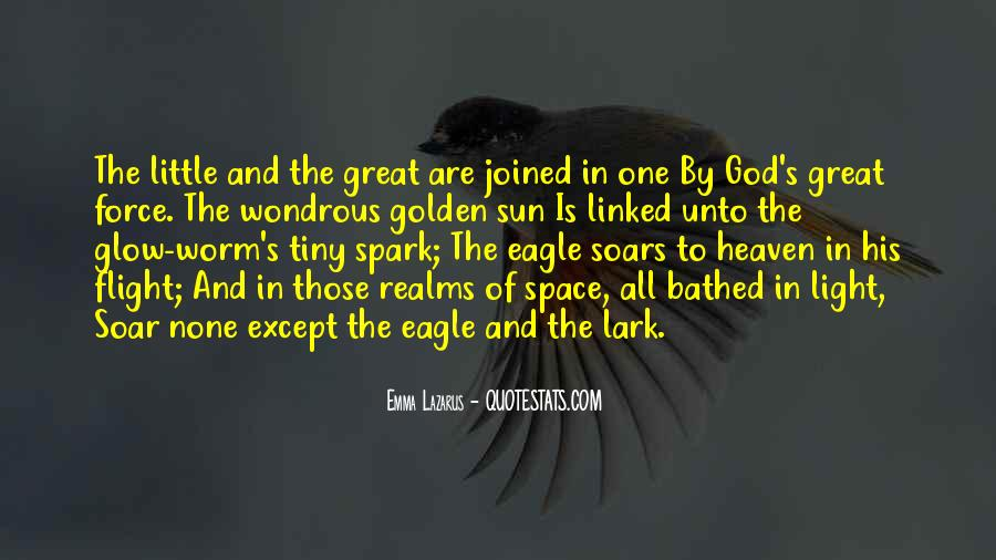Great Eagles Quotes #317541