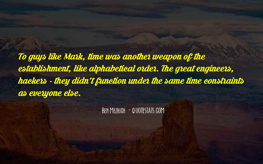 Great Engineers Quotes #1150602