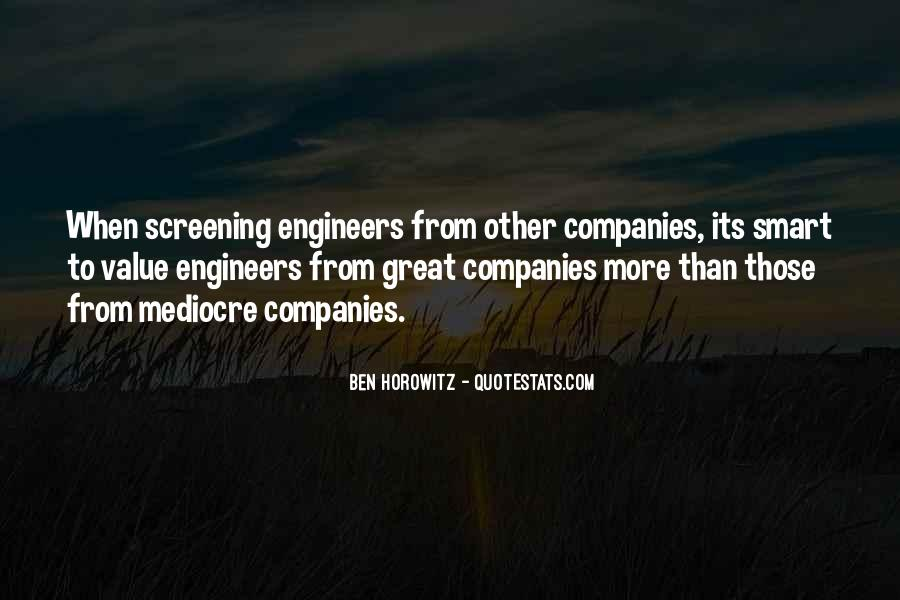 Great Engineers Quotes #1247961