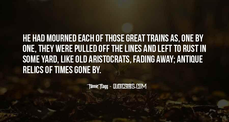 Great Fading Quotes #481603