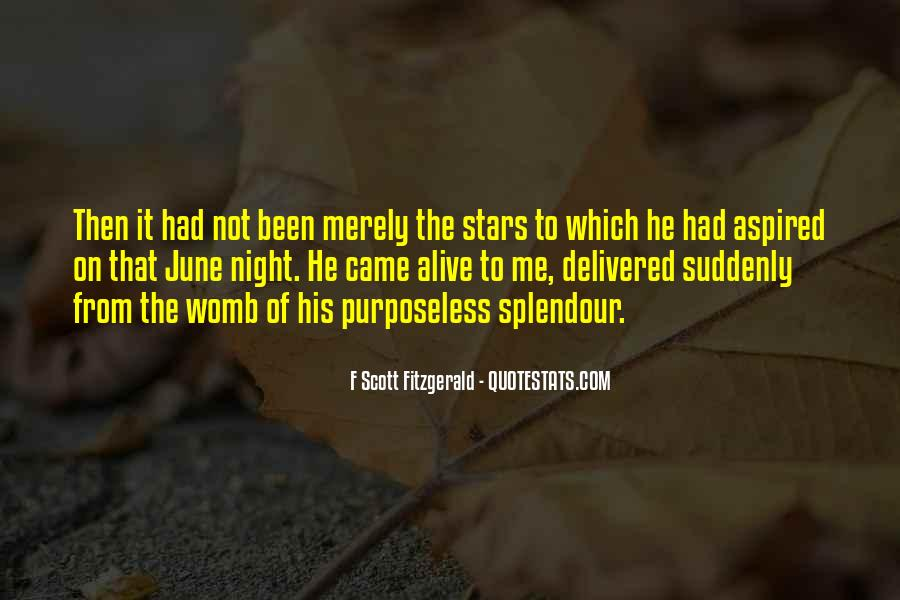 Great Gatsby Novel Quotes #282773