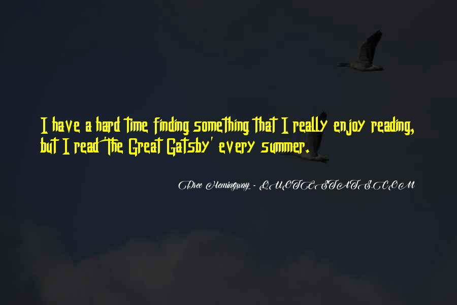 Great Gatsby Novel Quotes #83651