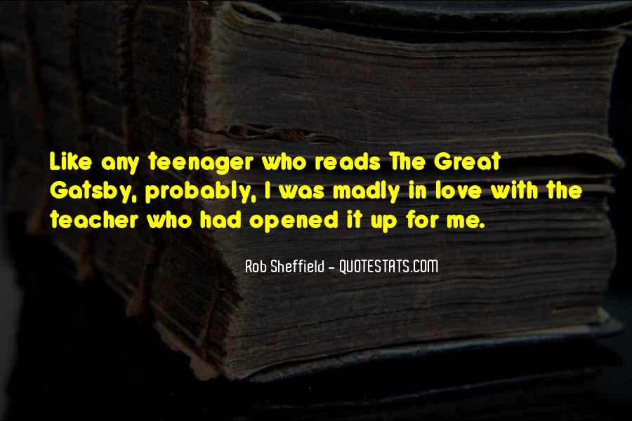 Great Gatsby Novel Quotes #895573